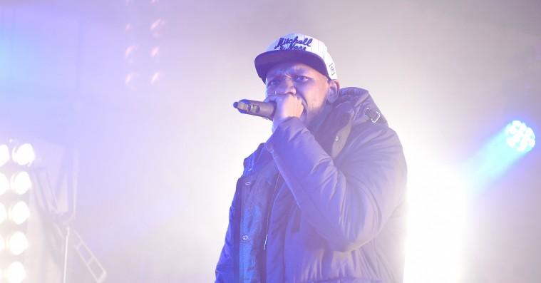 UK-rapperen Giggs kommer til København