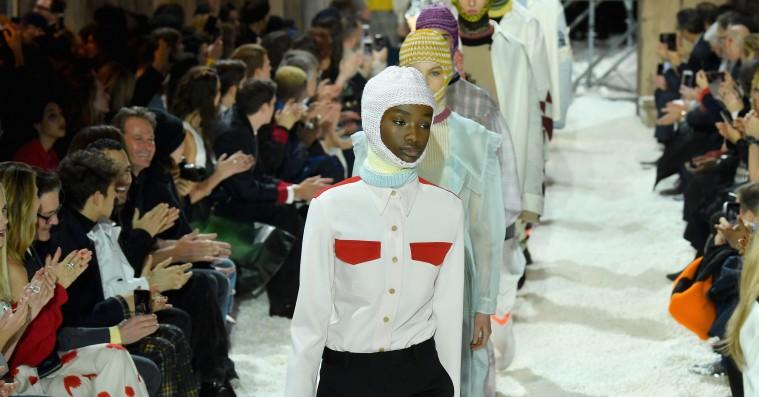 Fem tendenser fra Calvin Kleins nye efterårskollektion, der cementerer Raf Simons' status som tidens vigtigste designer