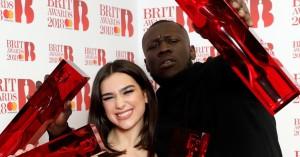 Stormzy og Dua Lipa sejrede til Brit Awards 2018 – se alle vinderne