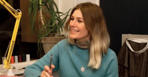 """Interview med Carcels Louise van Hauen: """"Jeg vil ændre modebranchen indefra"""""""