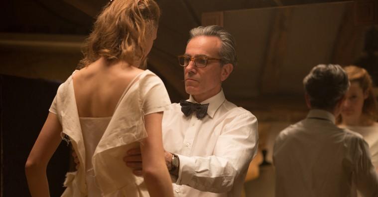 'Phantom Thread': Daniel Day-Lewis' sidste sting er stor filmkunst