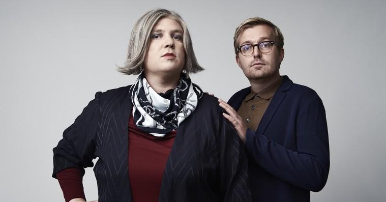 Da duoen bag 'Den Korte Radioavis' blev censureret af DR og Danmarks Indsamling