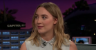 Ingen kan udtale Saoirse Ronans fornavn –se omfangsrigt talkshow-supercut