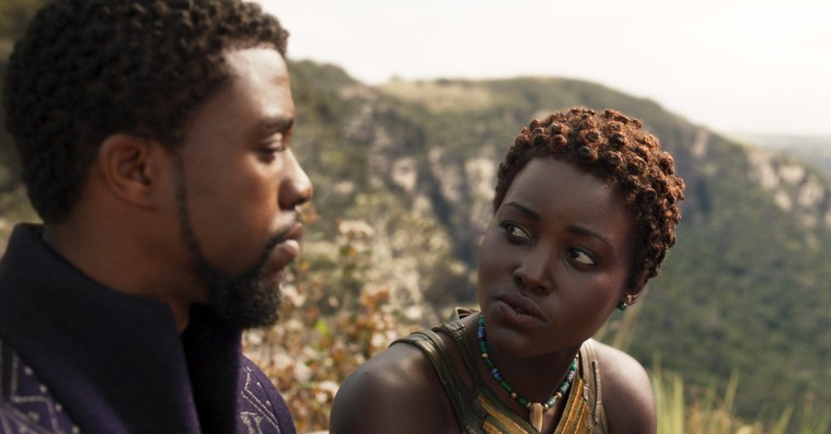 Rotten Tomatoes tager afstand fra 'Black Panther's hadske karaktersabotører