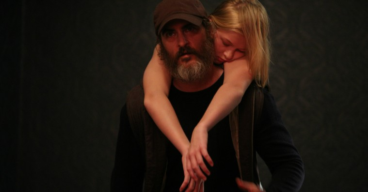 Soundvenue Forpremiere: Se Joaquin Phoenix' magtdemonstration i den sublime hævnfilm 'You Were Never Really Here'