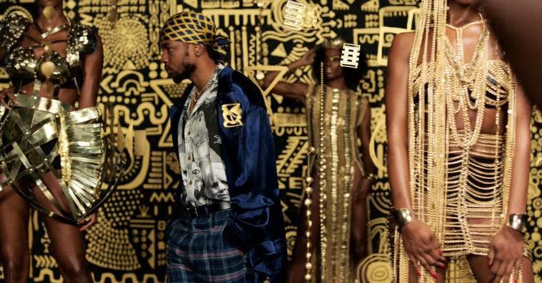 Kendrick Lamar og SZA sagsøgt for plagiat i videoen til 'All the Stars'