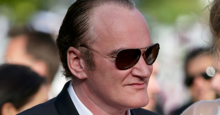 Uma Thurman deler video fra sit 'Kill Bill'-crash –bebrejder ikke længere Tarantino