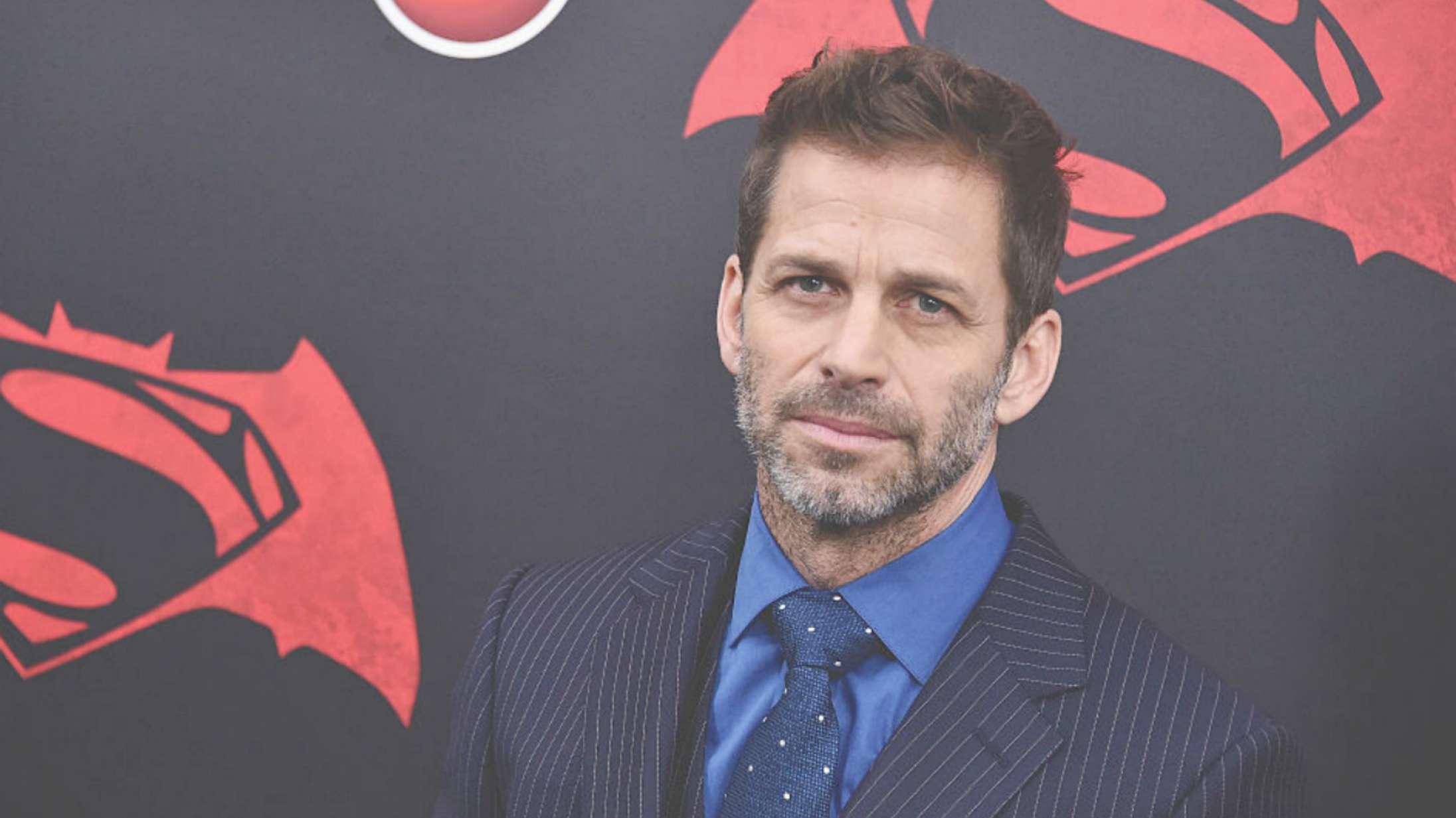 Zack Snyder blev angiveligt fyret fra 'Justice League'