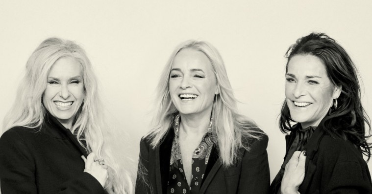 Anne Linnet, Sanne Salomonsen og Lis Sørensen tager på fællesturné