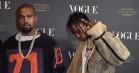 Kanye West laver musik med blandt andre Nas, Travis Scott og Kid Cudi – på en bjergtop i Wyoming