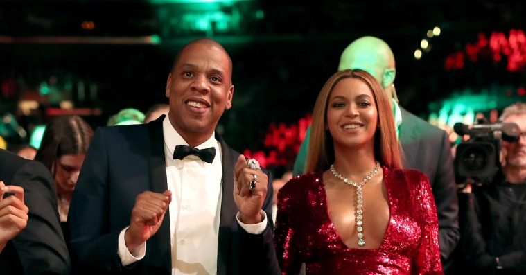 Det ser ud til, at Jay-Z og Beyoncé tager på en fællesturné