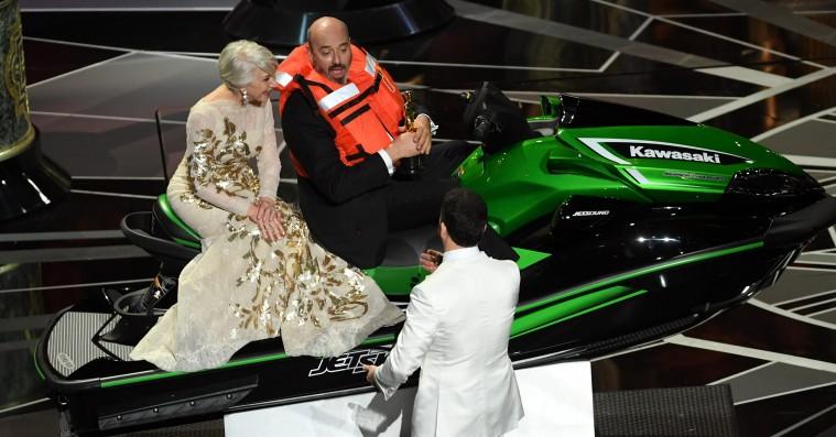 Oscar-nattens største what the fuck-øjeblikke