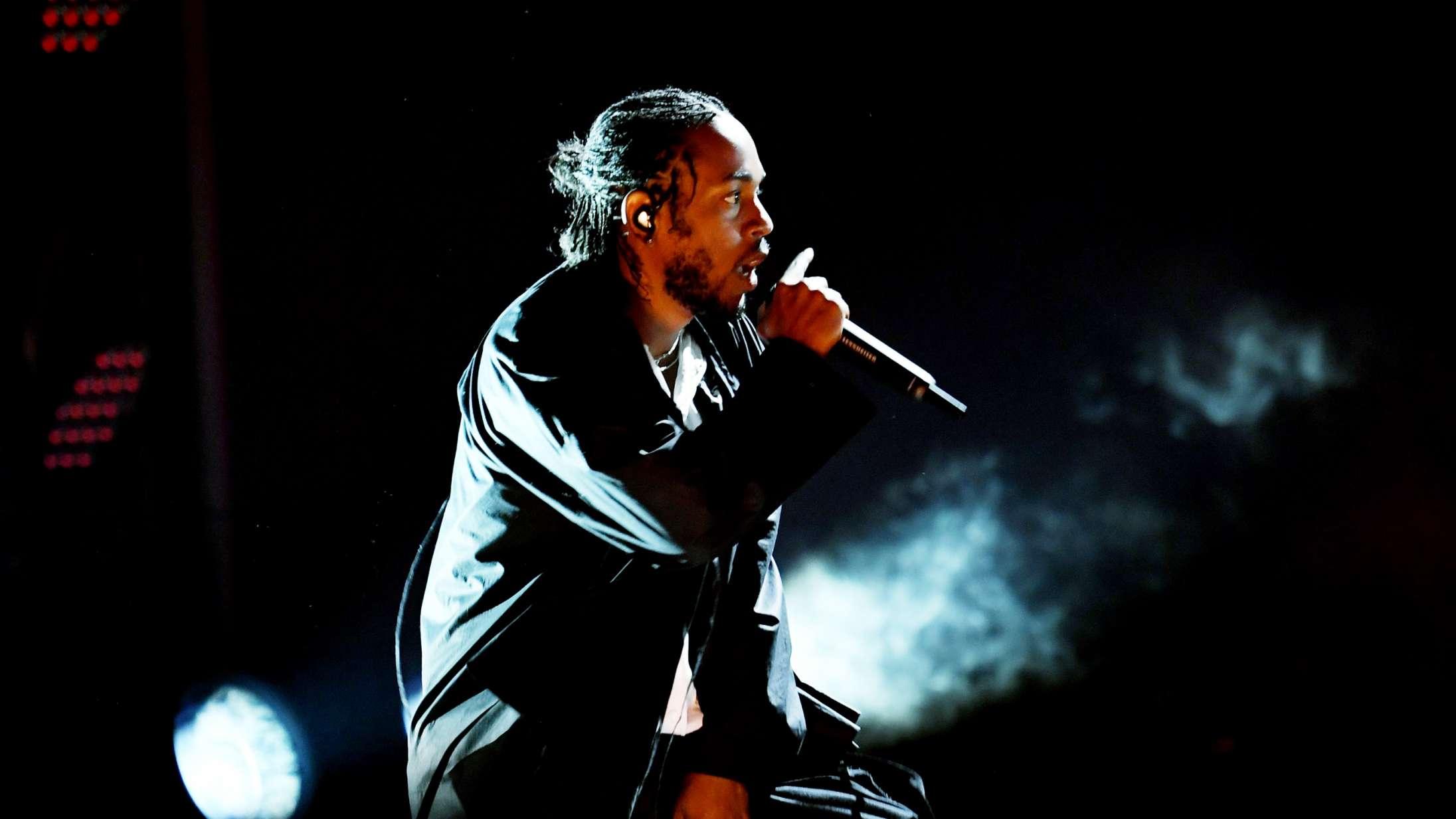 Kendrick Lamar skuffede på Smukfest: Rapperen var en skygge i Bøgeskoven