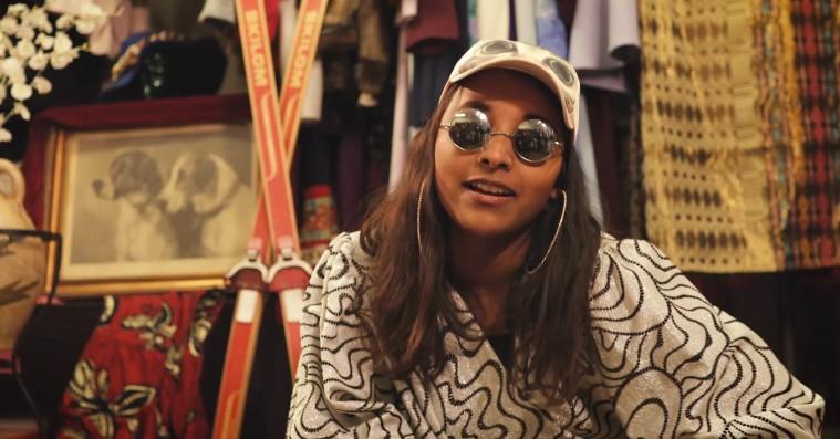 Ravi Kumar og den kvindelige rapper: »Hvorfor kan man ikke bare blive kaldt rapper?«