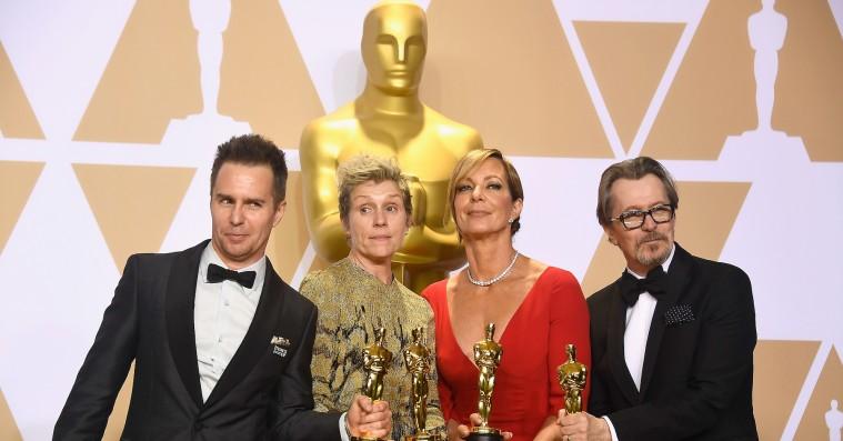 Det mest overraskende ved Oscar-priserne var, hvor uendeligt lidt overraskende de var