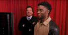 Chadwick Boseman overrasker 'Black Panther'-fans hos Jimmy Fallon – se video
