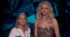 Jodie Foster og Jennifer Lawrence voksenmobbede Meryl Streep til Oscar-showet: »Hun spiller bare flink til middagene«