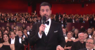 Jimmy Kimmel forsøger at skaffe pot fra Steven Spielberg under Oscar-showet