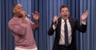 Will Smith og Jimmy Fallon synger kendte sitcom-introsange –med den helt oplagte slutning