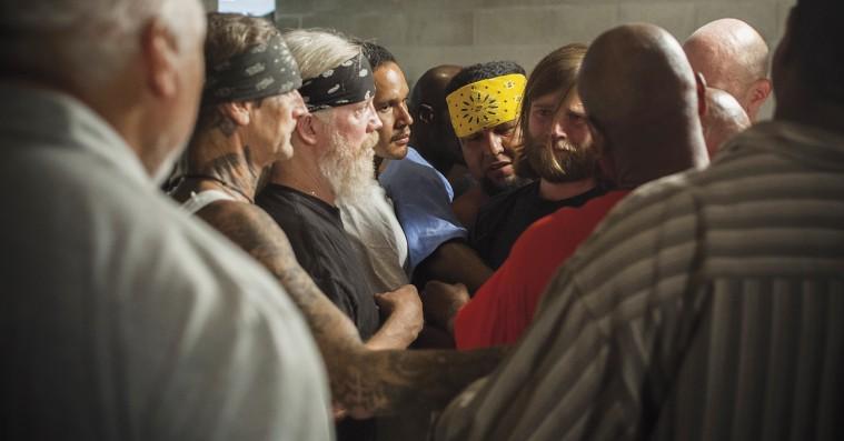 'The Work': Hårdkogte forbrydere græder – og det er en katarsisk oplevelse