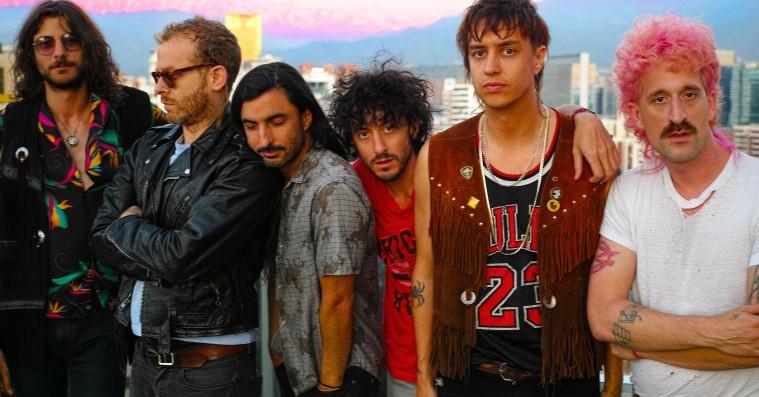 Julian Casablancas' nye The Voidz-album virker til at være undfanget i et anfald af kedsomhed