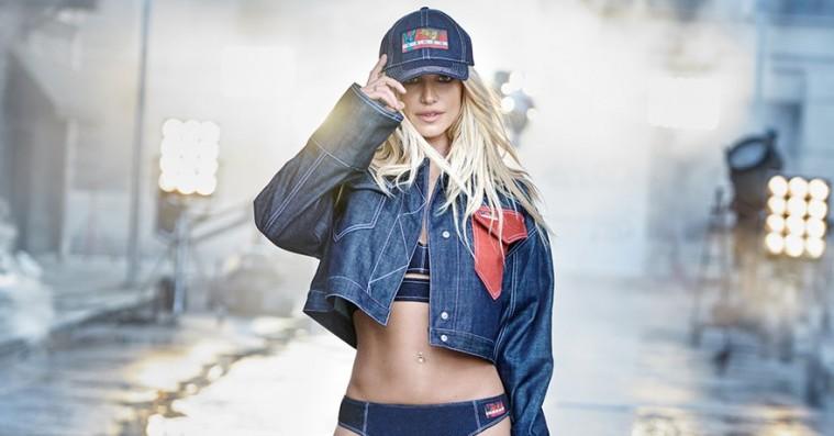Britney er tilbage! Lancerer ny kampagne med Kenzo