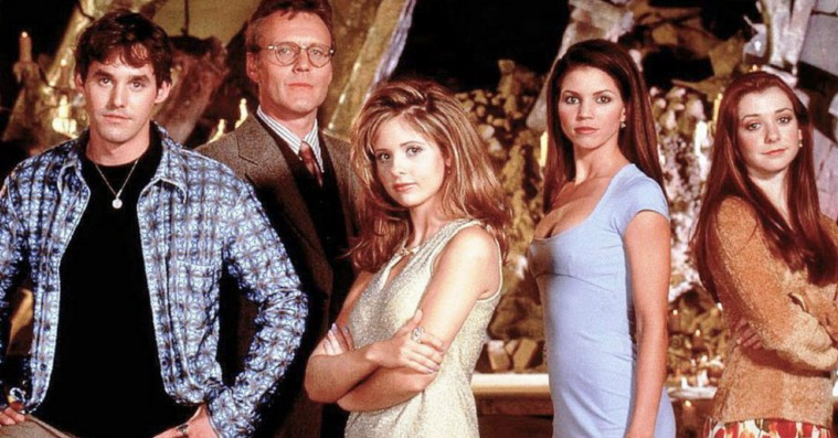Vejen kan være banet for et 'Buffy The Vampire Slayer'-reboot