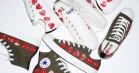 Ugens bedste sneaker-nyheder: Nyt fra Kanye, Kim Jones-fodboldstøvler og flere hjerter fra Comme des Garcons x Converse