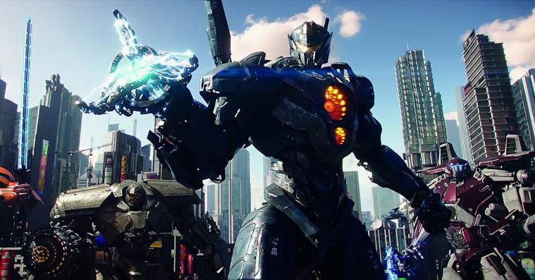 'Pacific Rim Uprising': Opfølgeren til Guillermo del Toros genrefilm er pinagtig og plat