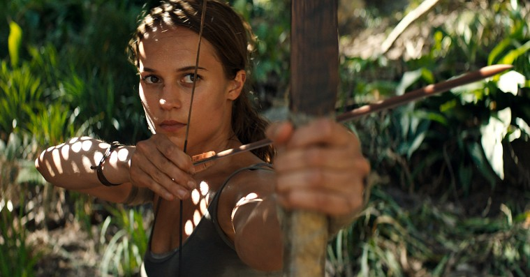 Alicia Vikander vender tilbage som Lara Croft i 'Tomb Raider 2'