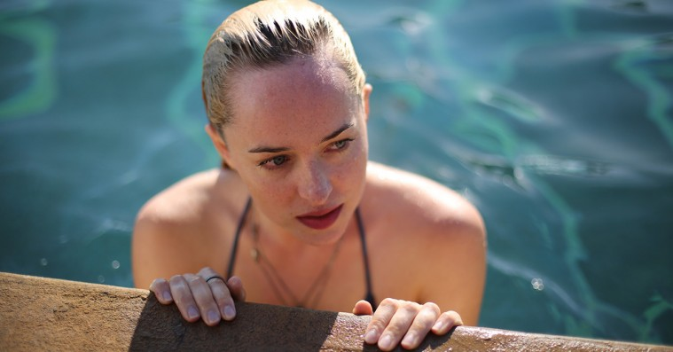 'Call Me By Your Name'-instruktørs nye gyser sendte Dakota Johnson i terapi