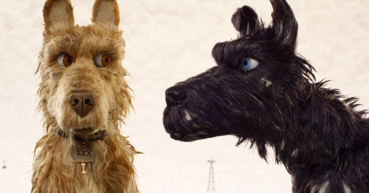 'Isle of Dogs': Wes Anderson bider fra sig!