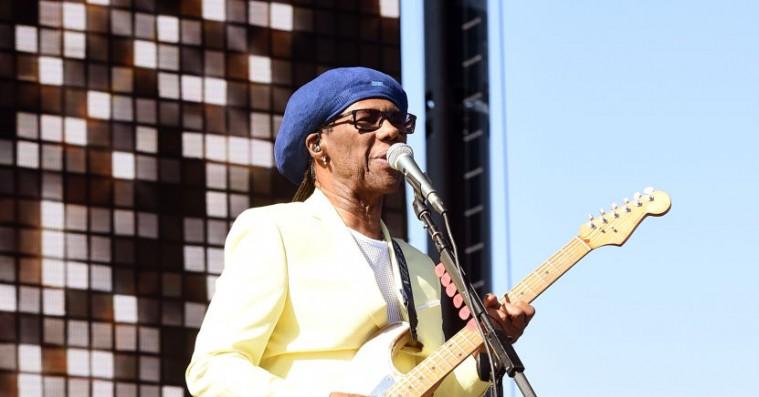Nile Rodgers har lavet musik med Bruno Mars og Anderson .Paak til nyt Chic-album