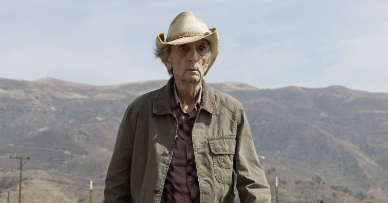 'Lucky': En af amerikansk films fineste skuespillere imponerer fra graven