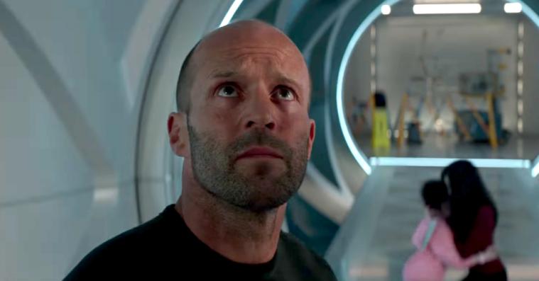 Selv Jason Statham og instruktøren klager over 'The Meg'
