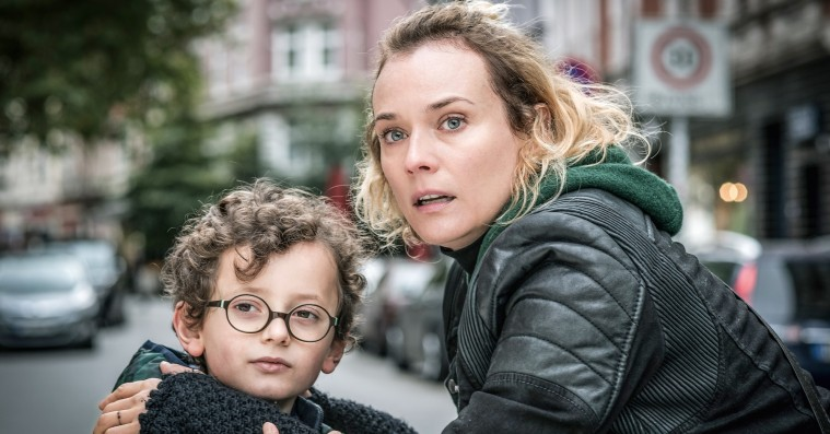 'Ud af intet': Golden Globe-vinder med Diane Kruger går direkte i maven