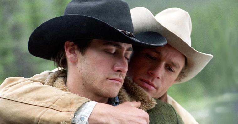 Matt Damon og Joaquin Phoenix skulle have spillet hovedrollerne i 'Brokeback Mountain'