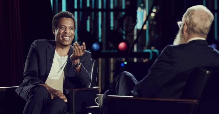 10 højdepunkter fra Lettermans Netflix-interview med Jay-Z –om Trump, Kanye og avisruter