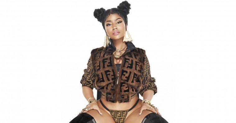 'Queen' går ikke nummer et i USA – Nicki Minaj anklager Travis Scott for snyd