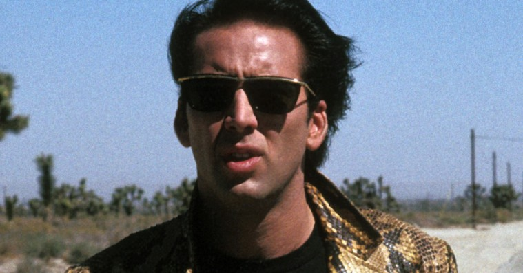 Nicolas Cage i forhandlinger om at spille sig selv i skør meta-film