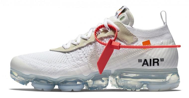 Virgil Abloh og Nike klar med ny sneaker – Naked er eneste danske forhandler