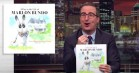 'Will & Grace'-bagmand donerer John Oliver-bog til alle folkeskoler i Indiana