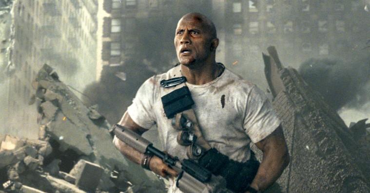 'Rampage Out of Control': The Rock kolliderer med kæmpedyr i ærgerligt trofast spilfilmatisering