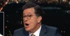 Stephen Colbert til Kanye West efter Trump-tweets: »Læg. Telefonen. Ned!«