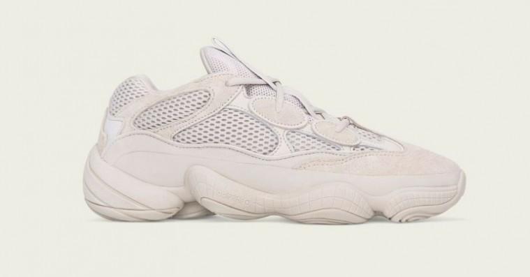 Yeezy 500-sneakeren får endelig dansk release – raffles er i gang