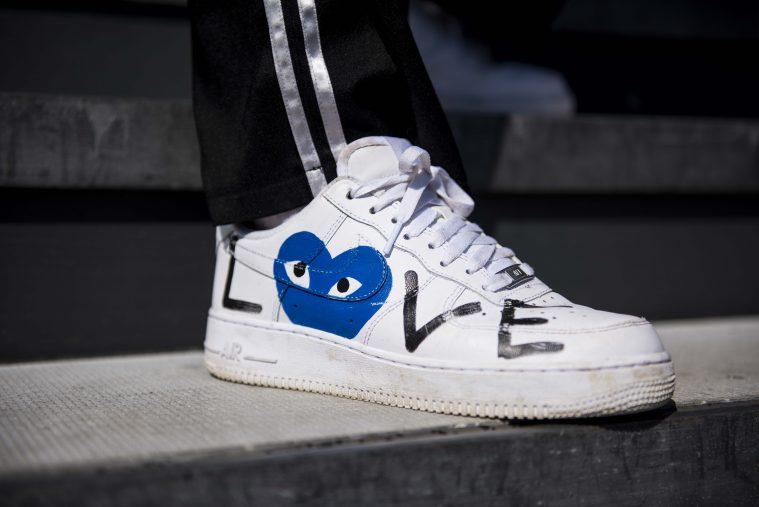 9cc1f115018719 Street style  Sneaker Banquet samlede skonørderne på Langelinie ...