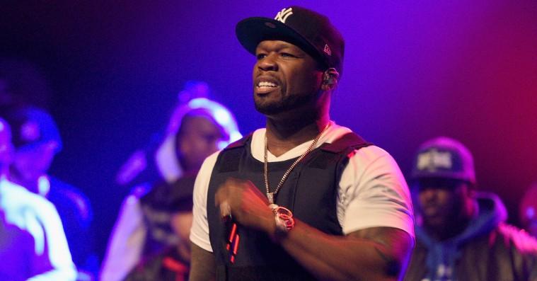50 Cent giver koncert i København