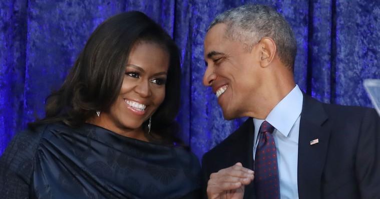 Barack og Michelle Obama deler ny sommerplayliste med alt fra Sinatra til Lil Nas X