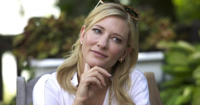 Cate Blanchett tager springet til tv – kulturkrig i vente
