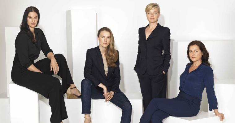 Dansk bestsellerroman filmatiseres med Sidse Babett Knudsen, Amanda Collin, Danica Curcic og Lene Maria Christensen
